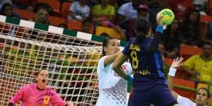 romania spania handbal feminin