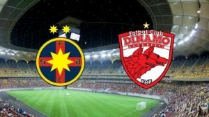 Liga I, etapa 5. Steaua - Dinamo