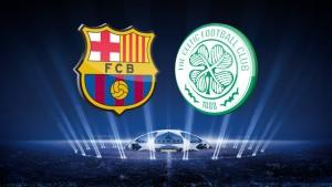 Champions League. FC Barcelona - Celtic