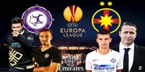 Europa League. Osmanlispor - Steaua