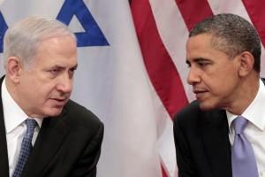 Obama - Netanyahu