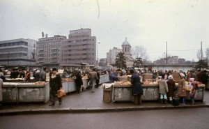 Piata Unirii in 1987