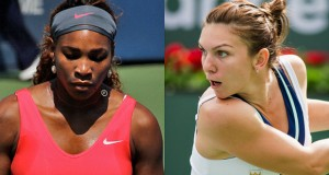 US Open. Serena Williams - Simona Halep