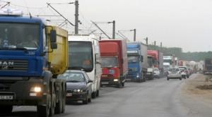 trafic-soseaua-de-centura-bucuresti-protest-transportatori