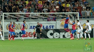 Liga I, etapa 10. Voluntari - Steaua