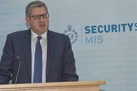 MI5, Andrew Parker