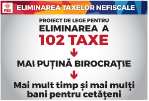 Taxe eliminate
