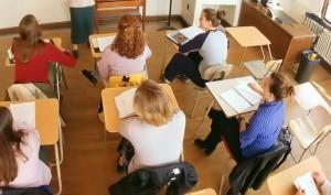 Proba scrisă a concursului pentru directorii de şcoli
