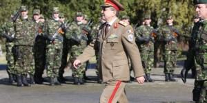 general-maior Marian Sima, Şeful Direcției de informații Militare, din cadrul DGIA