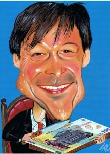 Platforma lui Dacian Cioloş caricaturi 2