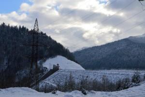 Peisaje de vis hibernal în masivul Retezat (Galerie FOTO) reportaj