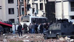 Diyarbakir atentat turcia