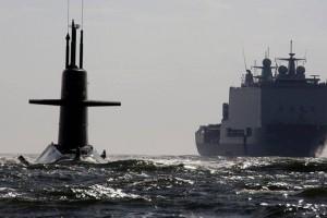 Dutch submarine