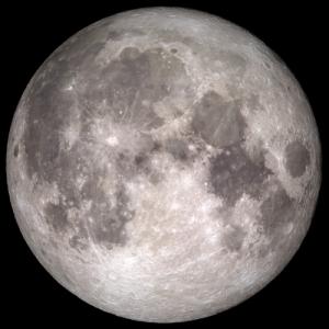 Luna pe 14 noiembrie 2016