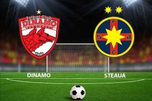 Liga I, etapa 18. Dinamo - Steaua