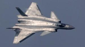 "Avionul ""invizibil"" J-20"