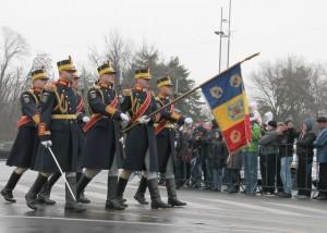 parada militarta 1 decembrie