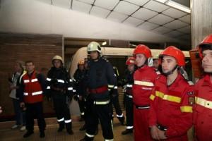 pompierim metrou