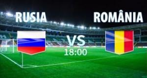 Amical. Rusia - Romania