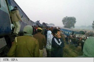 tren deraiat india