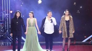 Alexandru Musat, Ioana Ignat, Robert Botezan si Teodora Buciu sunt finalistii sezonului sase Vocea Romaniei!