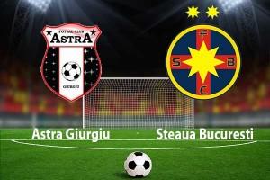 Liga I, etapa 20. Astra - Steaua