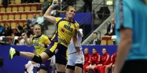 CE 2016 handbal. romania - Danemarca