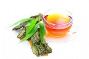 scoarta stejar ceai