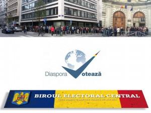 Rezultate alegeri parlamentare   Diaspora externe