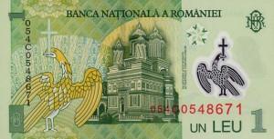 depreciere leu inflatie