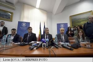 dezbateri ministerul justitiei