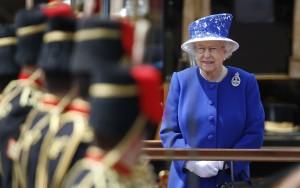 Britain's Queen Elizabeth II,