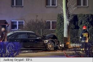 Beata Szydlo accident