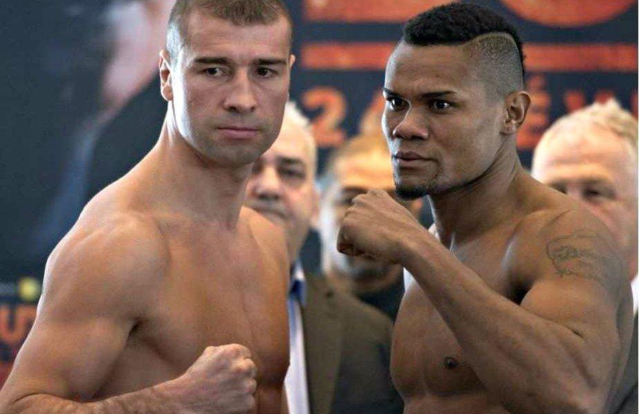 Lucian Bute, învins prin KO de Eleider Alvarez (video)