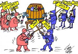 RO mânia ! caricaturi 2