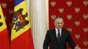 Igor Dodon vrea schimbarea steagului Republicii Moldova basarabia