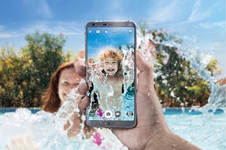 LG prezintă smartphone-ul G6