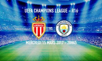 Manchester City As Monaco