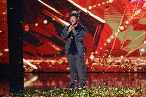Romanii au talent. Beniamin Dumbravan si beatbox ul (video) life