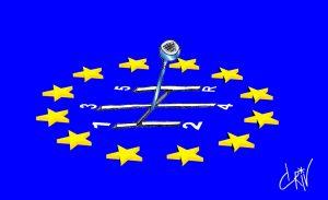 Europa cu mai multe viteze caricaturi 2