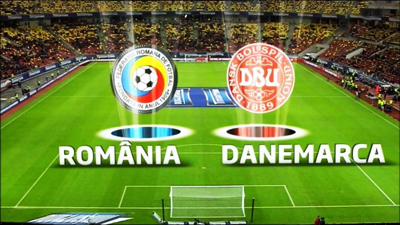 Preliminarii CM 2018. Romania – Danemarca (live video)