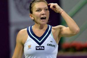 Simona Halep - Kristina Mladenovic