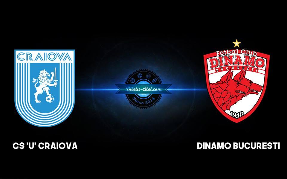 Cupa Romaniei. Craiova – Dinamo, scor 6-5 (video)