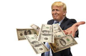 Ce vrea să facă Donald Trump cu salariul de preşedinte externe