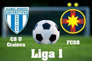 Liga I, etapa 5 play-off. Craiova - Steaua