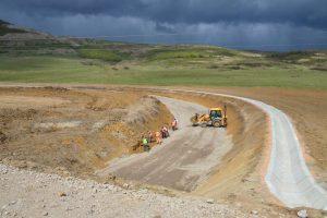 Drum acces carieră de piatră km 84 lot 4