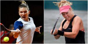 Turneul WTA Stuttgart. Halep - Siegemund