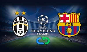 Champions League. Juventus - Barcelona