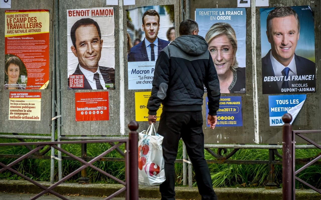 Franţa se pregăteşte de cele mai imprevizibile alegeri prezidenţiale
