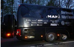 Explozii lângă autocarul echipei Borussia Dortmund. Meciul cu AS Monaco, amânat externe